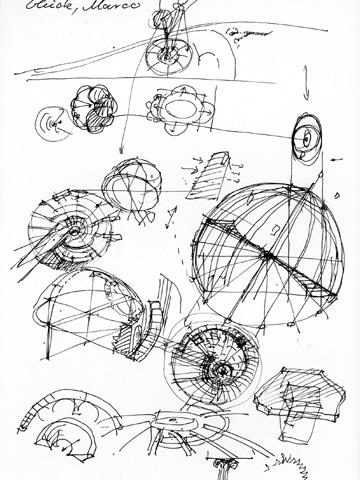 Ein rhinozeros - Architektur zeichnen ...