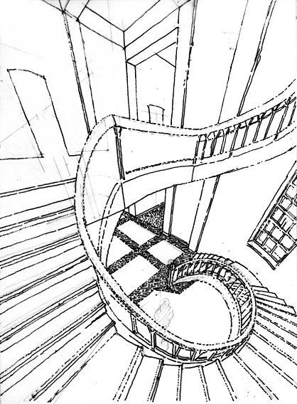 perspektive und grafik perspektive. Black Bedroom Furniture Sets. Home Design Ideas