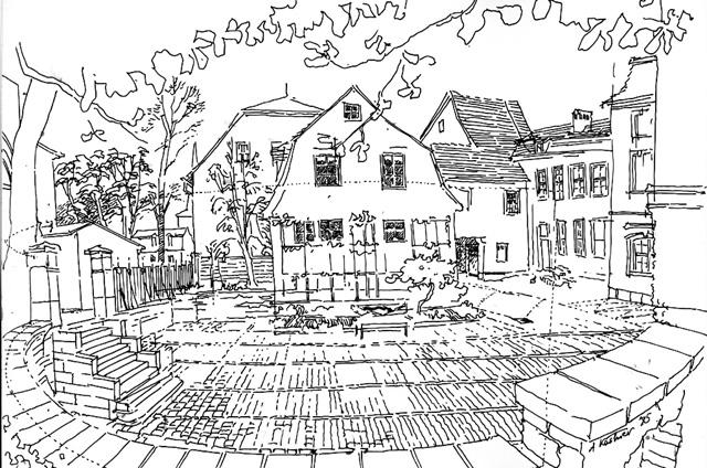 Index Of Architektur Dsmbfl Vonderaltenseite D Techniken Zeichnen