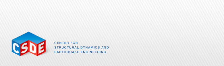 Center for Structural Dynamics and Earthquake Engineering