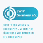 Logo der Society for Women in Philosophy Germany e.V.