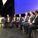 Podiumsdiskussion der Session IoT in der Praxis