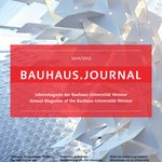Cover des Bauhaus.Journal