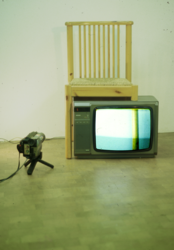 TV-Chair, 2001 (Alexander Steig)