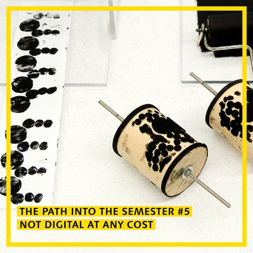 Image for the article »The path into the semester 5«