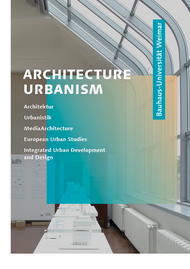 Brochure Faculty of Architecture and Urbanism