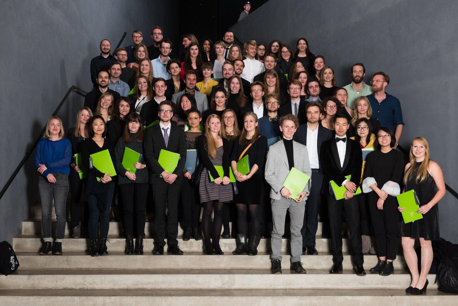 Bauhaus universit t weimar beste abschlussarbeiten for Master architektur