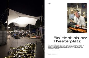 Hacklab am Theaterplatz