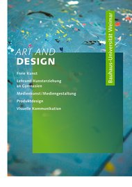 Brochure Faculty of Art & Design