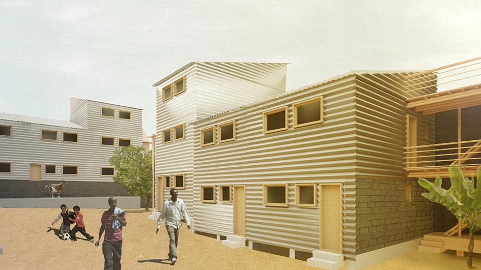 Bauhaus universit t weimar anerkennungen im wa award f r drei studierende der fakult t - Architektur weimar ...