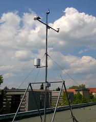 Wetterstation Bauhausstrasse 7, Weimar