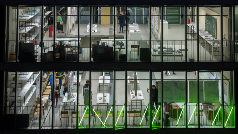 Bauhaus Universitat Weimar Pictures Of The University