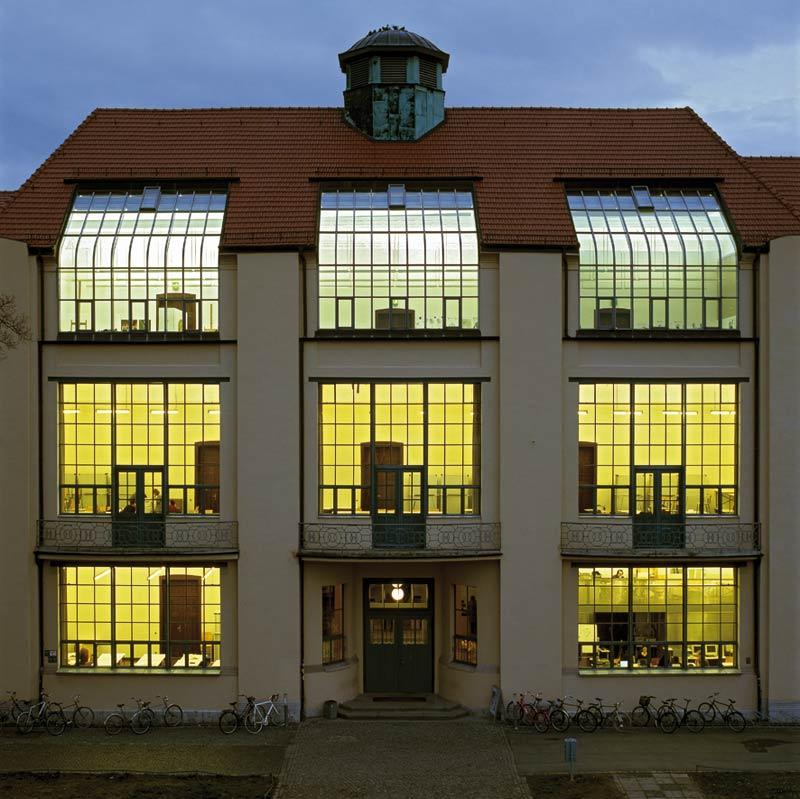 Bauhaus Universitat Weimar Bauhaus Universitat Weimar Signs