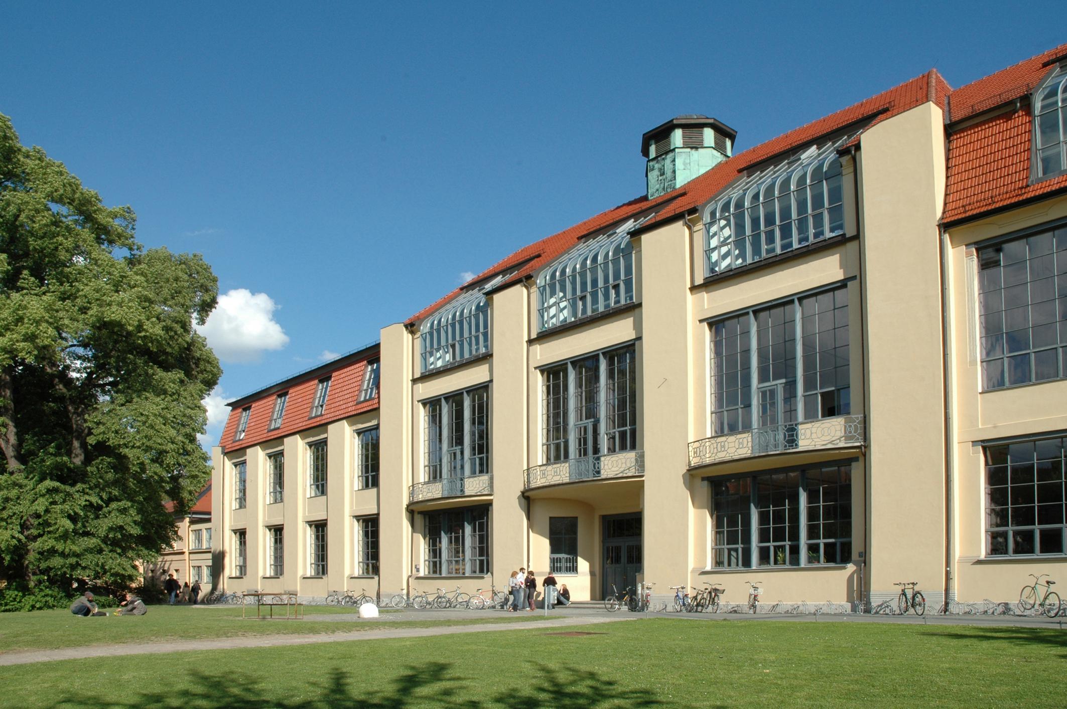 Architektur Uni Ranking | Bauhaus Universitat Weimar Exzellente Forschung Aus Weimar Bauhaus