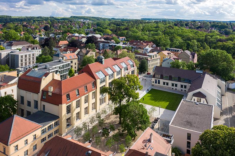 Erneut steigende Studierendenzahlen: Bauhaus-Universität Weimar begrüßt über 1.000 neue Studierende