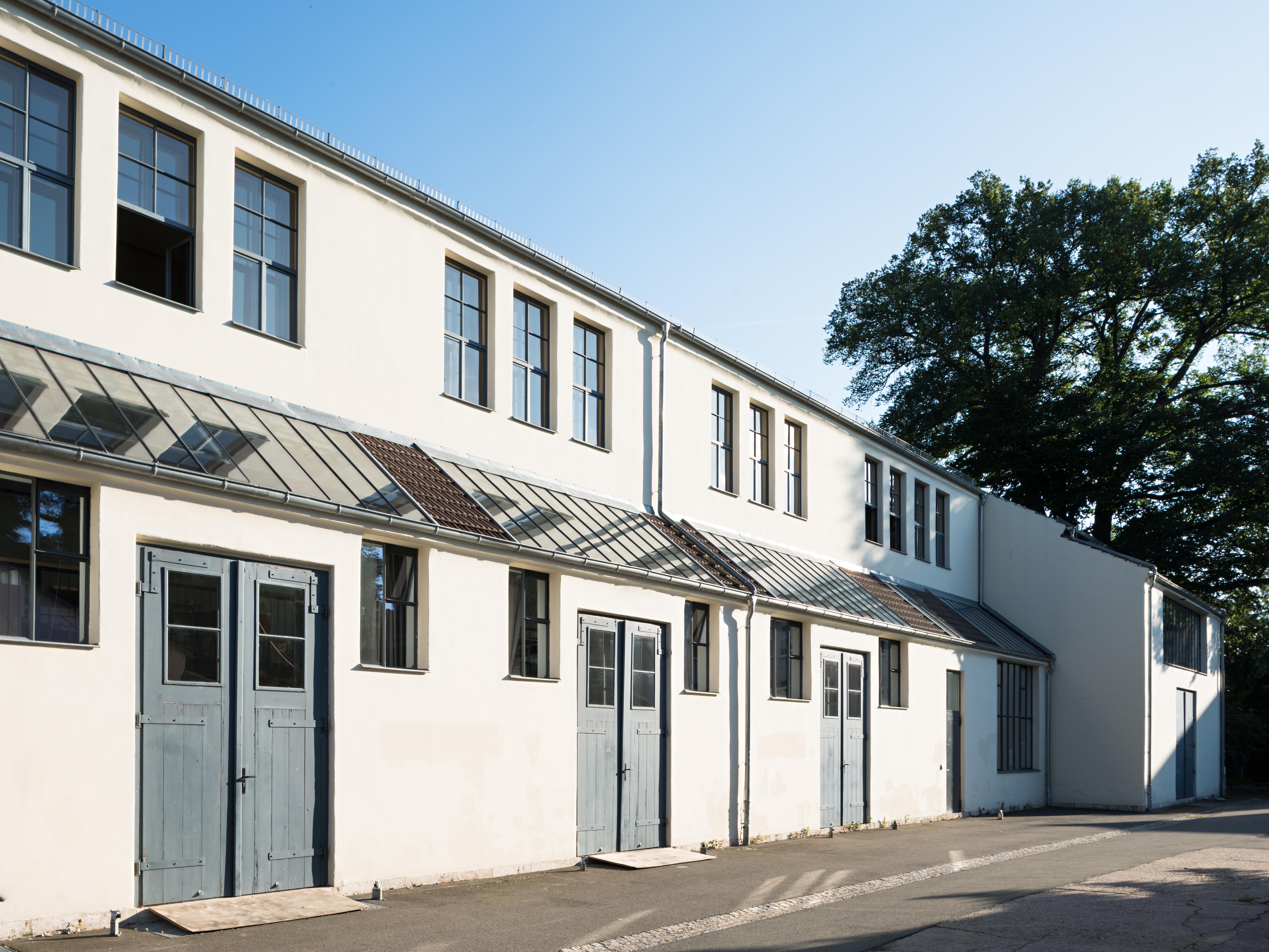 Bauhaus Universitat Weimar Media Services For The Bauhaus