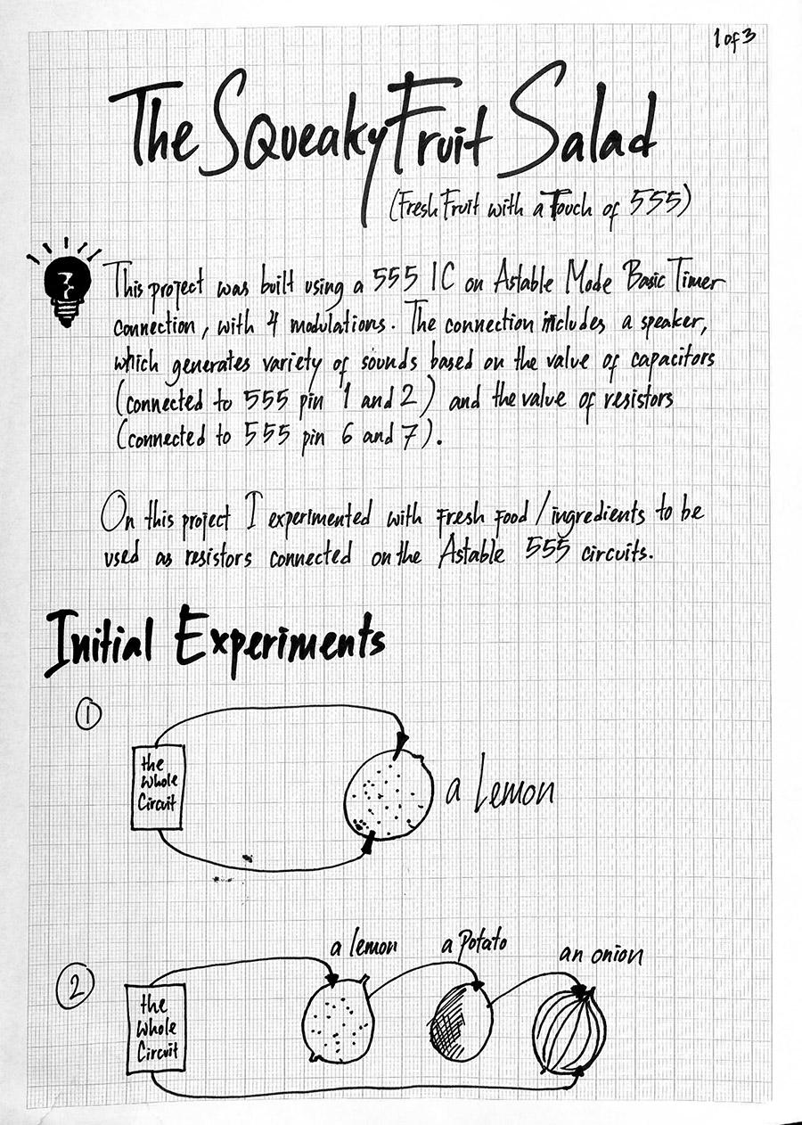 Shalika Hanum Medien Wiki 555 Timer Astable Mode I Design Notes Sketches
