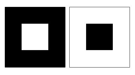 Schwarz Weiß Kontrast : digital bauhaus vorkurs projekte schwarz wei kontrast medien wiki ~ Frokenaadalensverden.com Haus und Dekorationen