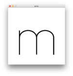 Hw ms lowercase-m.png