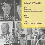 bauhaus.fm schedule for 27th May 2019.