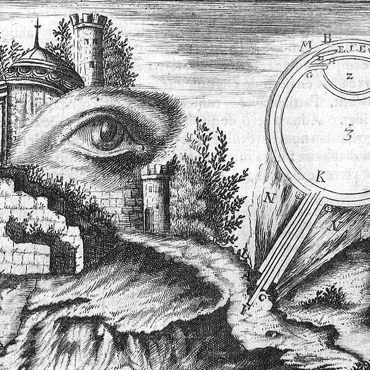 Johann Zahn's Oculus Artificialis.