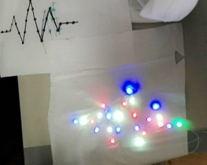 Heartbeat – Neopixels – Costumes and Environment