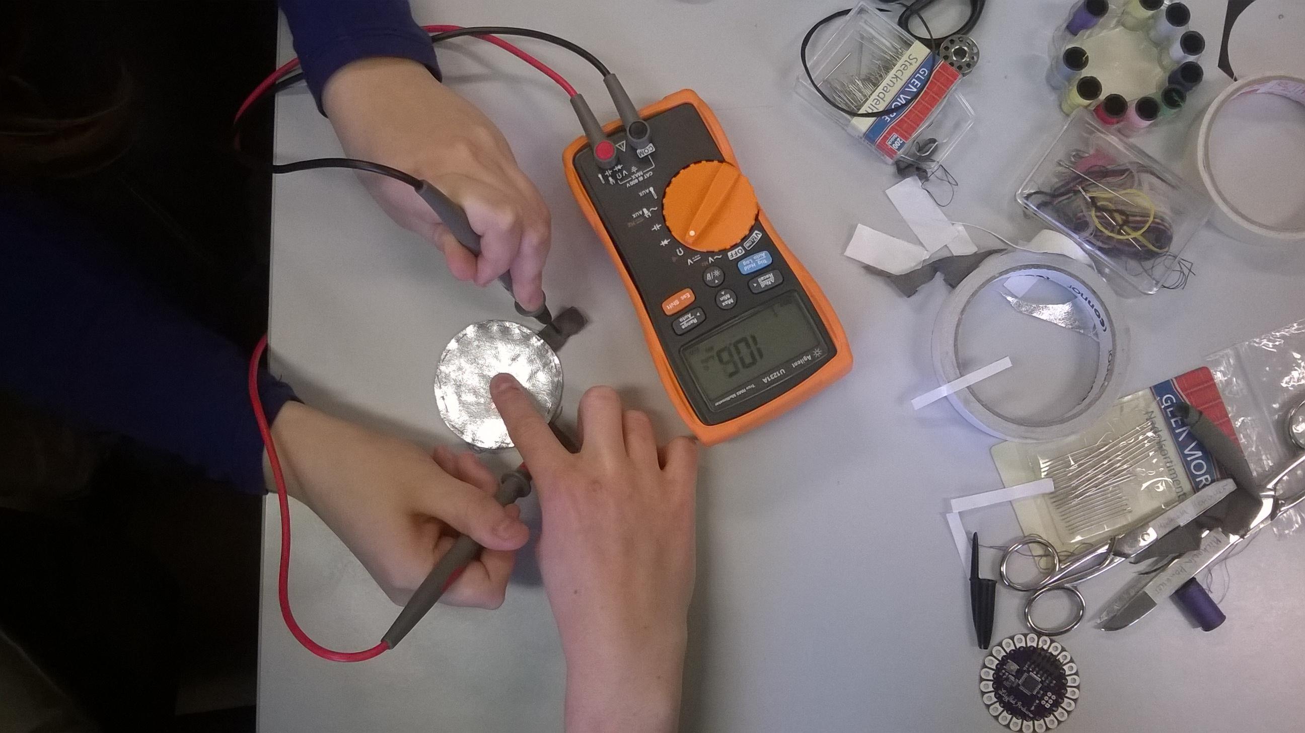 Pressure Sensor Experiments Costumes And Sensors