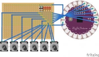resistorBoard_Steckplatine