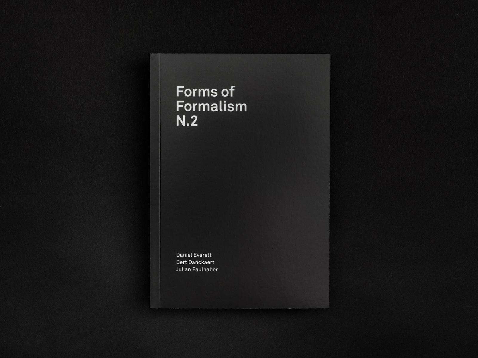 Forms of Formalism Romstöck39001
