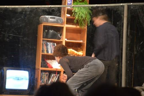 Actors looking to TV.