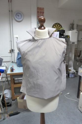 basic diver´s vest