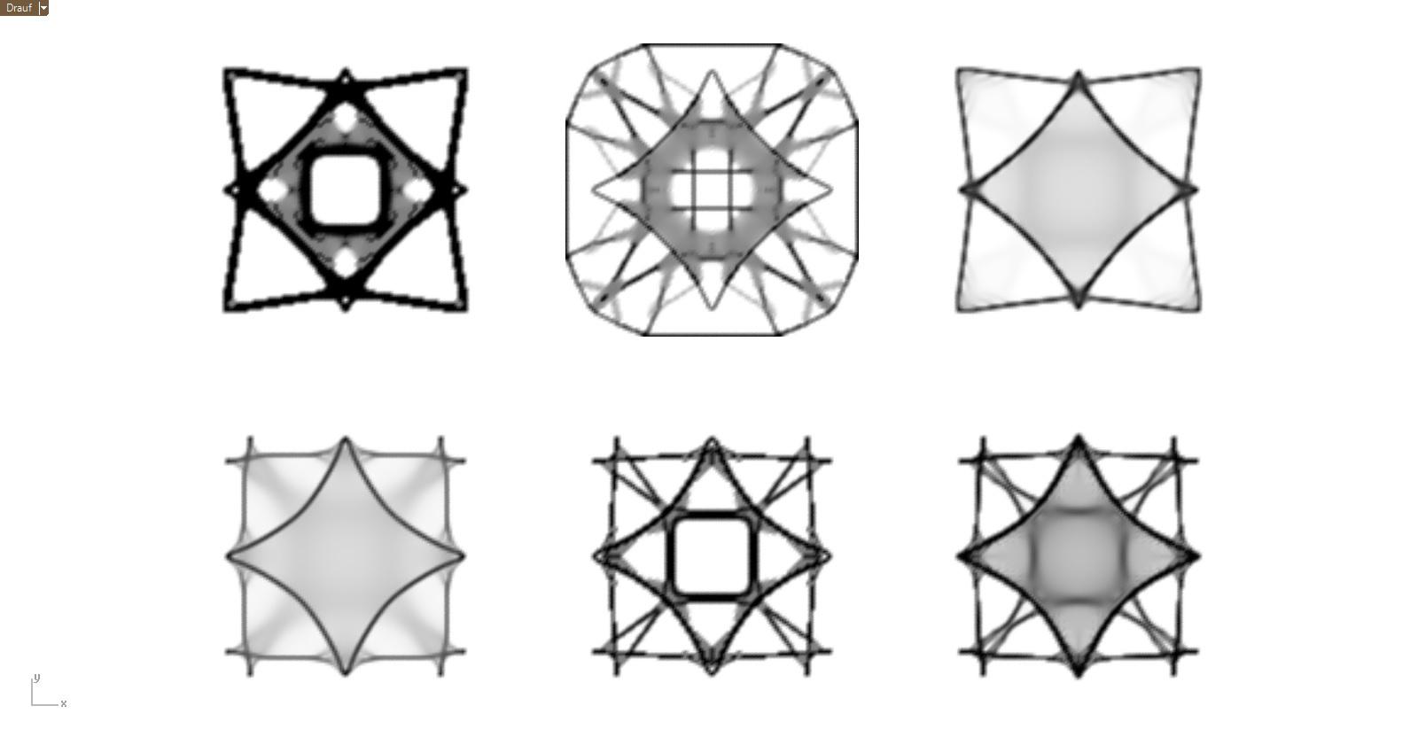 quadratisch