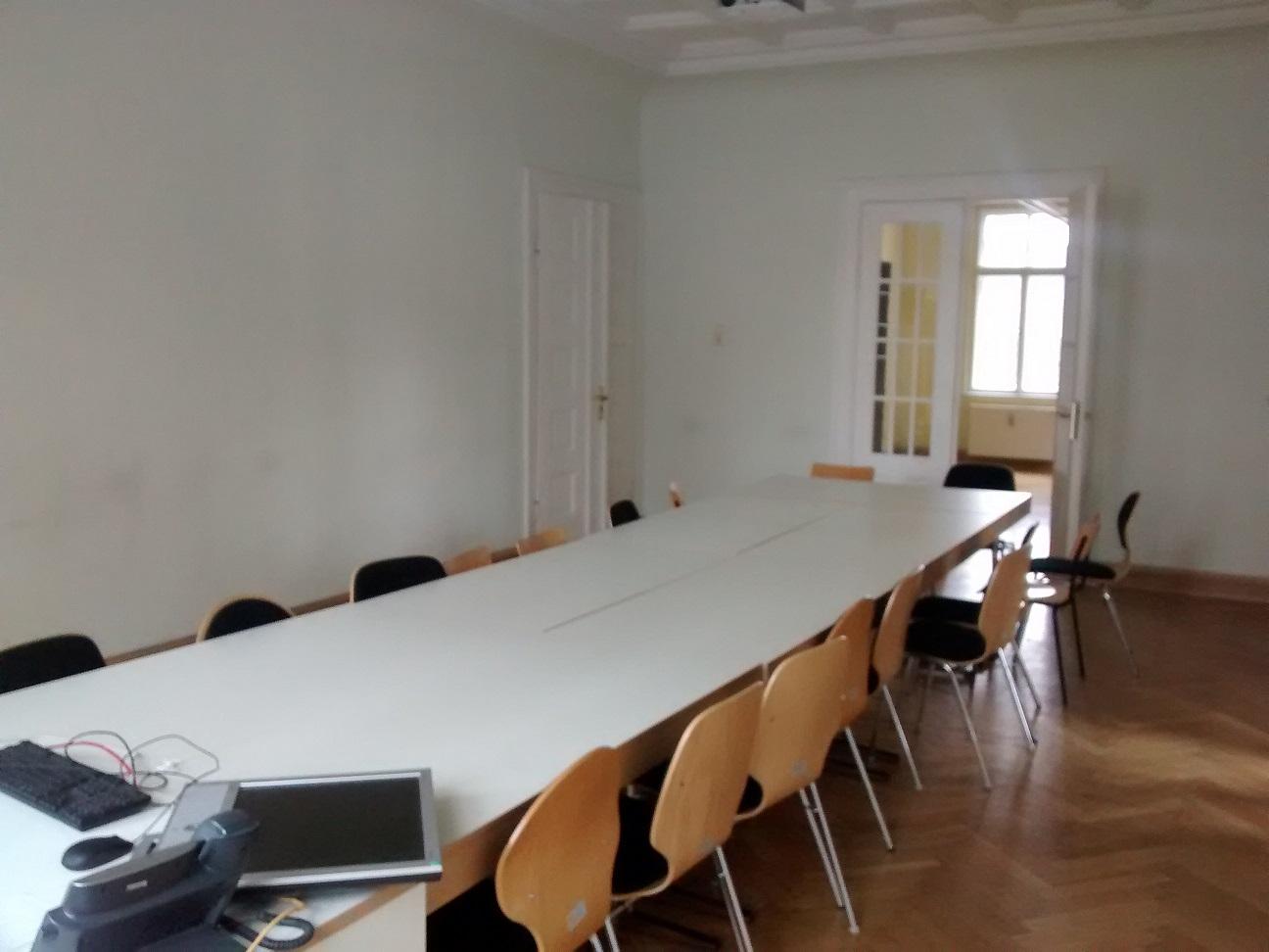 Seminarraum Ansicht 2