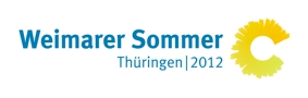 Logo Weimarer Sommer 2012