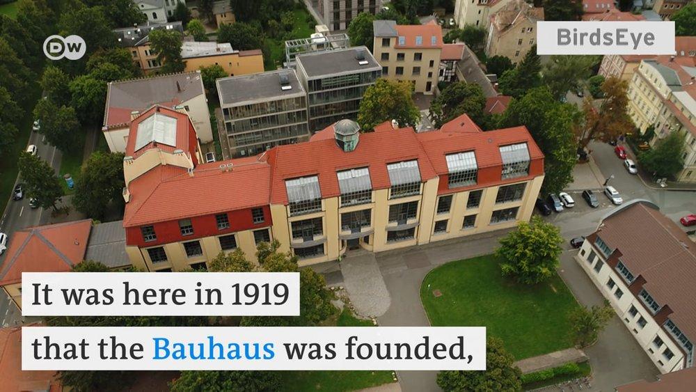 Bauhaus-Universität Weimar: Uni kennenlernen